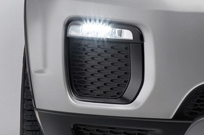 FRONT FOG LIGHTS