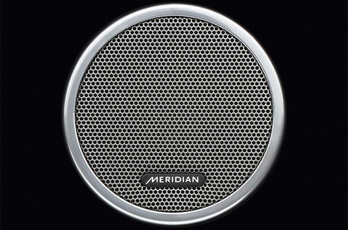 النظام الصوتي ميريديان™