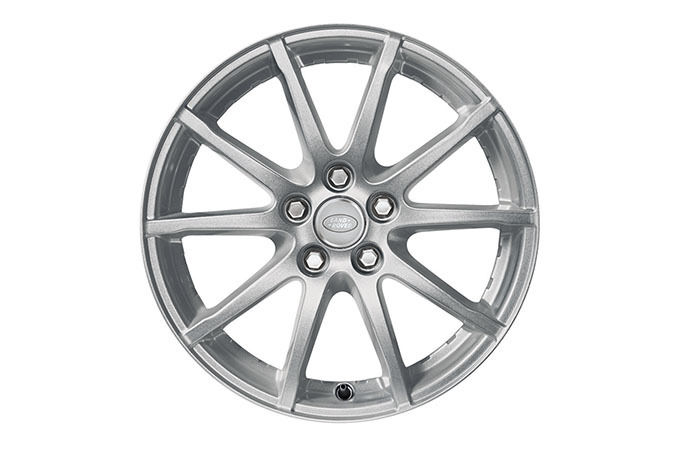 "17"" 10 SPOKE STYLE 105 ALLOY WHEELS"
