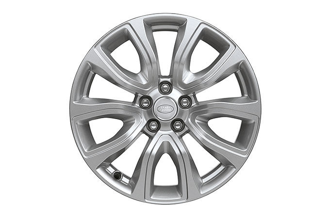 "18"" 5 SPOKE STYLE 506 ALLOY WHEELS"