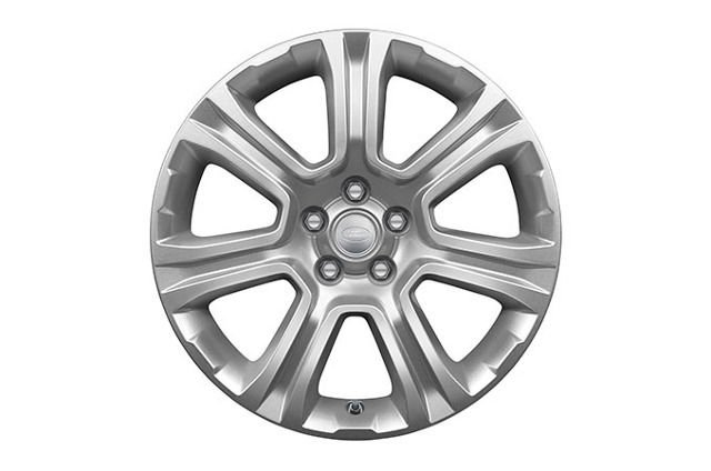 "18"" 7 SPOKE 'STYLE 706' ALLOY WHEELS"
