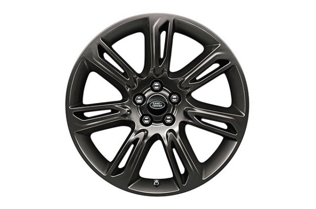 "19"" 7 SPLIT-SPOKE 'STYLE 707' ALLOY WHEELS"