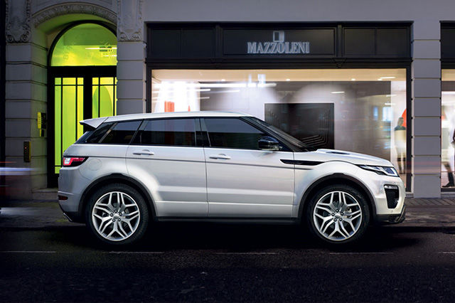 Range Rover Evoque >> Land Rover 4x4 Cars & Luxury SUV British Design | Land Rover Lebanon