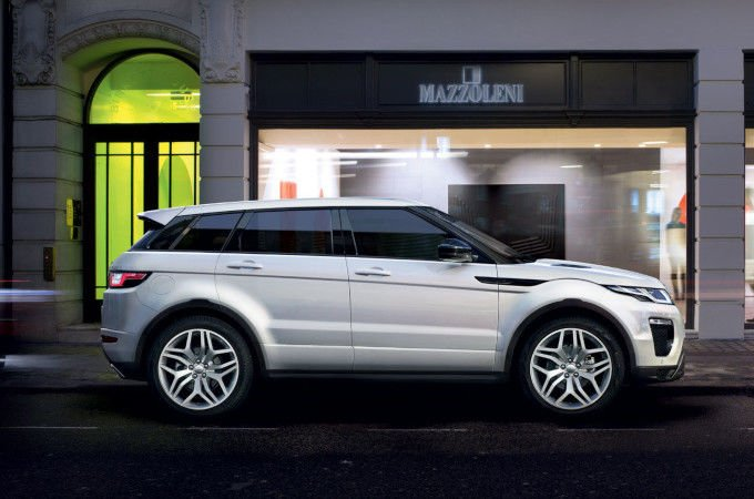 Who Owns Range Rover >> Luxury Compact Suv 4x4 Car Off Road Suv Land Rover