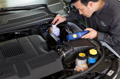 LAND ROVER CARE