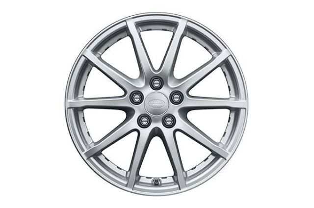 "18"" 9 SPOKE STYLE 109 ALLOY WHEELS"