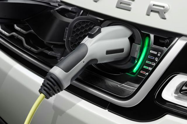 CHARGING YOUR PHEV