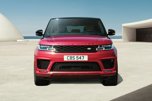 New Range Rover Sport Vehicle Overview Land Rover Ireland