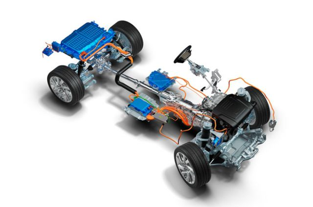 PHEV (Plug-in hibridno električno vozilo)