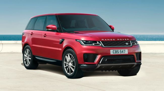 Land Rover Sport >> New Range Rover Sport S Overview Land Rover Ireland