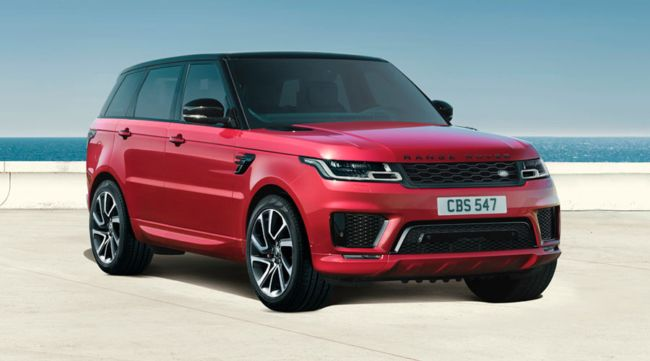 New Range Rover Sport Autobiography Dynamic | Land Rover Ireland