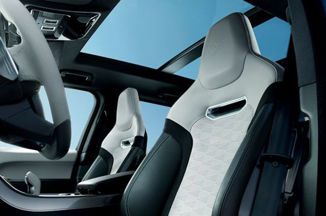 SVR PERFORMANCE SEATS