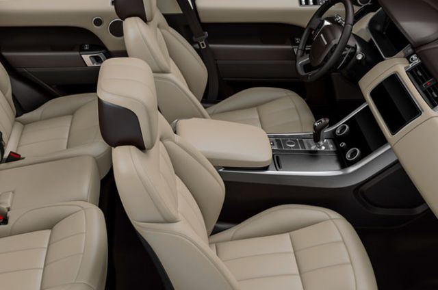 16-WAY HEATED MEMORY FRONT SEATS