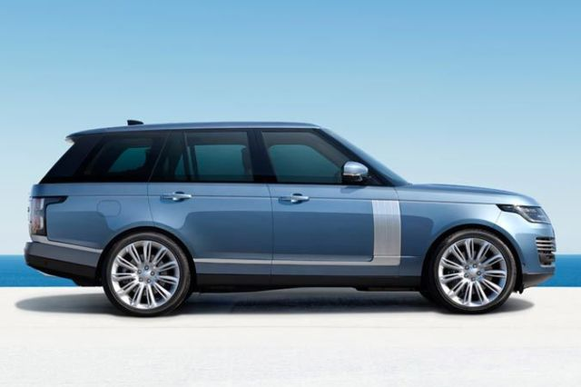 Land Rover Luxury Sedan, Sports & 4x4 Cars | Land Rover Singapore