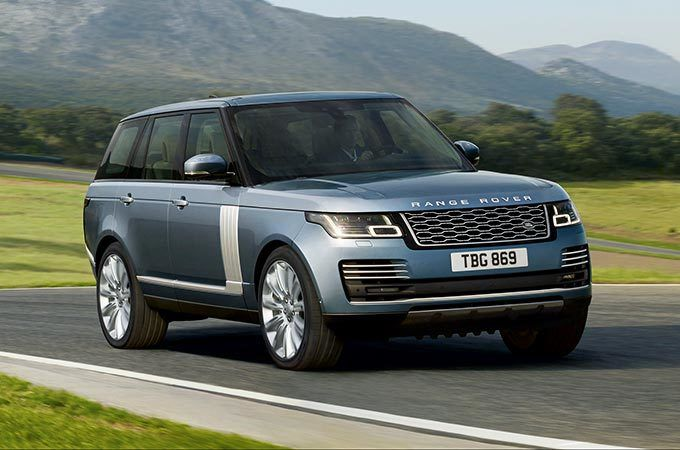 VÉHICULES D'OCCASION LAND ROVER APPROVED