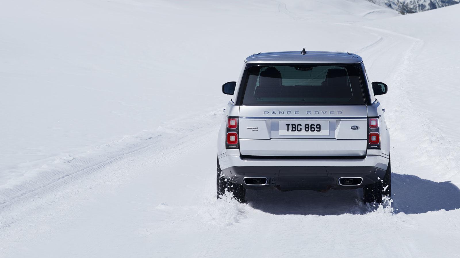 Noul Range Rover | Un Range Rover la superlativ | Land Rover Tiriac Auto