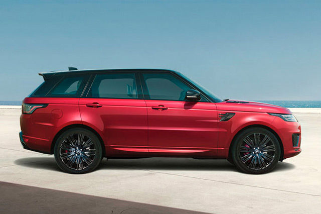 NEW RANGE ROVER SPORT – THE MOST DYNAMIC RANGE ROVER