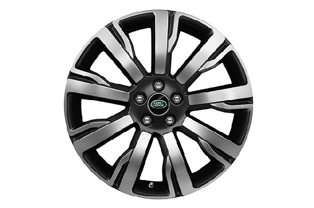 "19"" 9 SPOKE 'STYLE 902' WITH DIAMOND TURNED FINISH – ALLOY WHEELS"