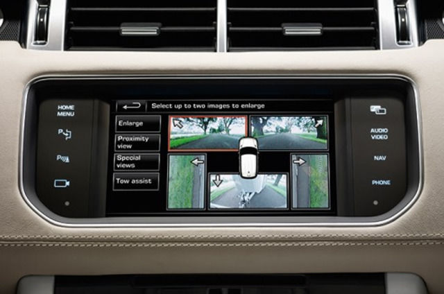 SINGLE & SURROUND CAMERA SYSTEM