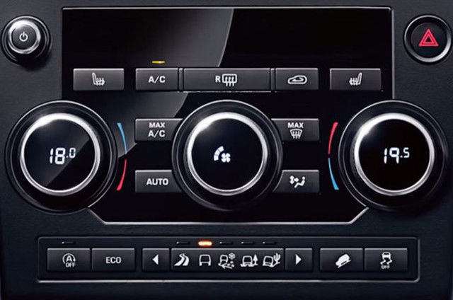 DISCOVERY SPORT ECO MODE – INCONTROL TOUCH PLUS