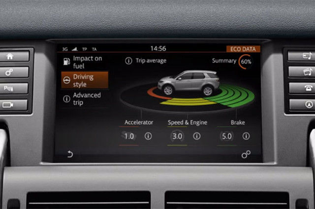 DISCOVERY SPORT ECO MODE – INCONTROL TOUCH