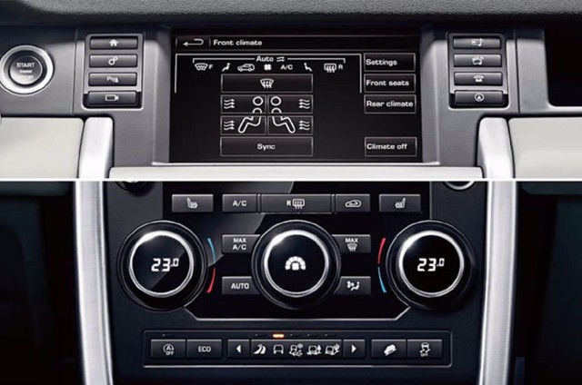 AUTOMATIC CLIMATE CONTROL – INCONTROL TOUCH PLUS