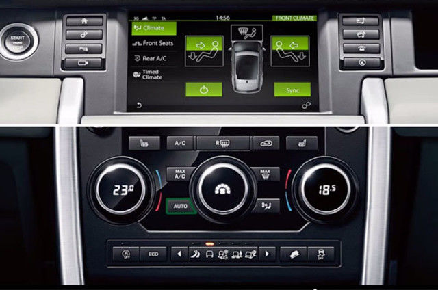 AUTOMATIC CLIMATE CONTROL – INCONTROL TOUCH