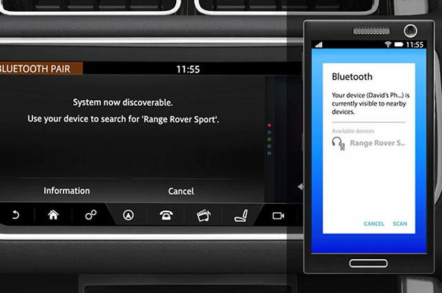 INCONTROL TOUCH PRO: BLUETOOTH PHONE PAIRING