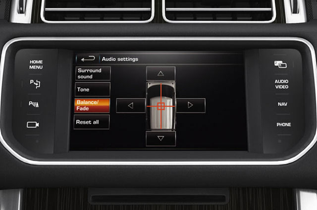AUDIO SYSTEM SETTINGS