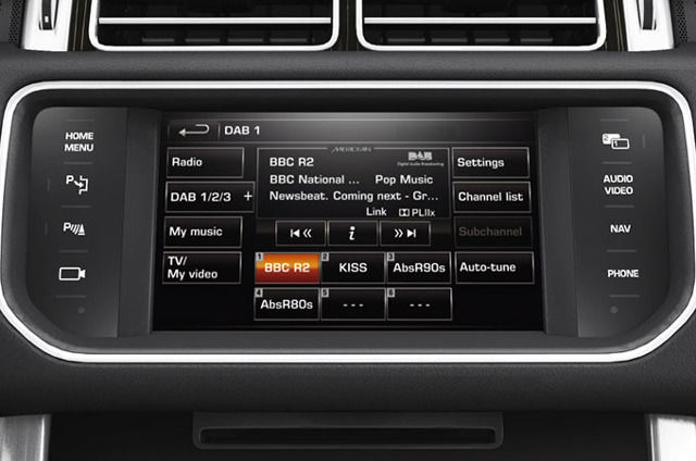 DIGITAL AUDIO BROADCASTING (DAB) RADIO