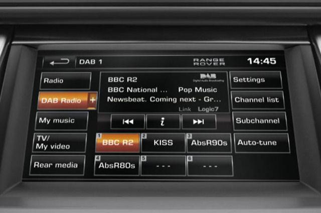 DIGITAL AUDIO BROADCASTING (2012 - 2014)