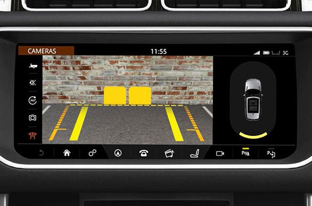 INCONTROL TOUCH PRO: PARKING AID SYSTEM