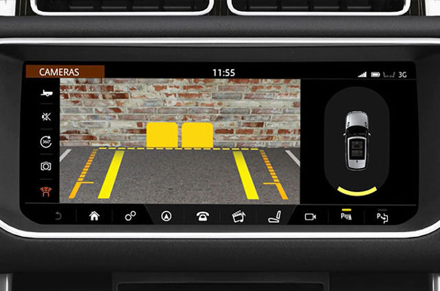 TOUCH PRO: PARKING AID SYSTEM