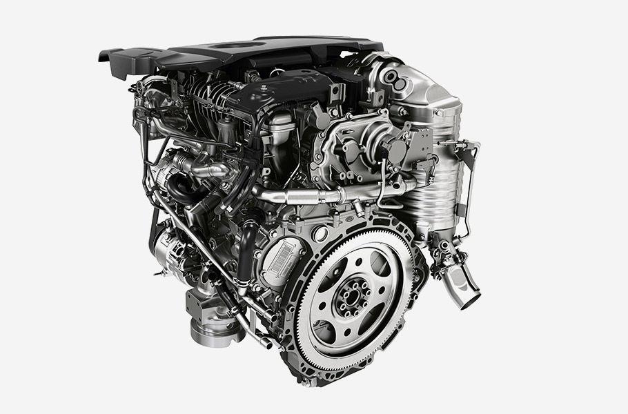 INGENIUM ENGINES