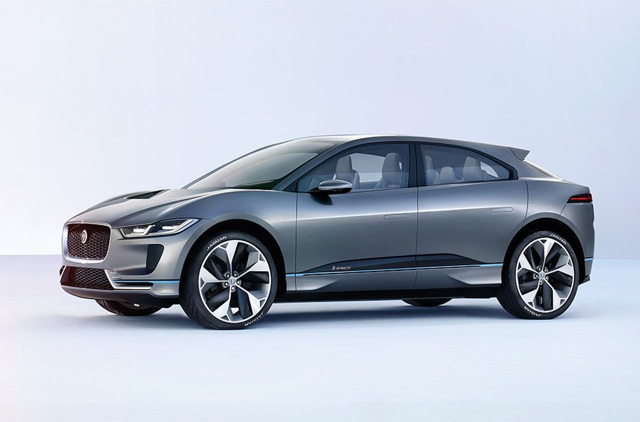 I‑PACE CONCEPT
