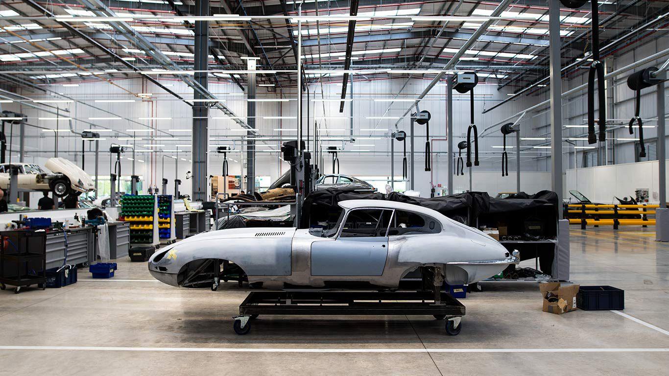 Jaguar Classic Cars Collection Jaguar Cambodia