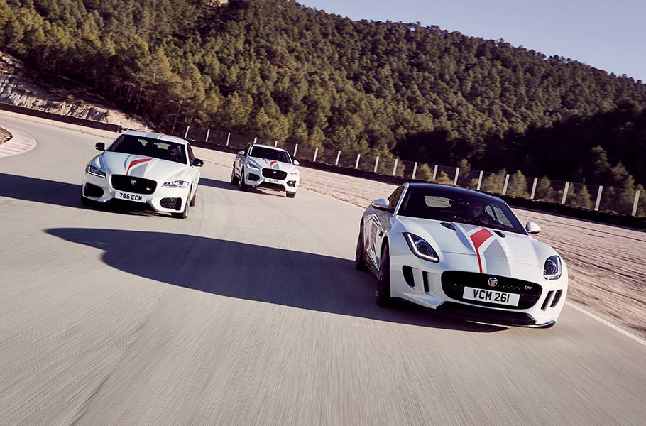 JAGUAR EXPERIENCE DRIVES