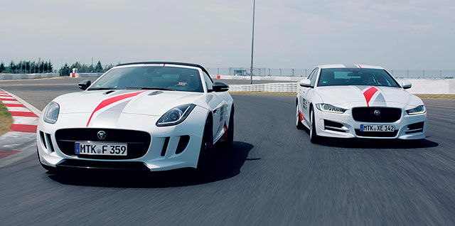 JAGUAR DRIVING ACADEMY