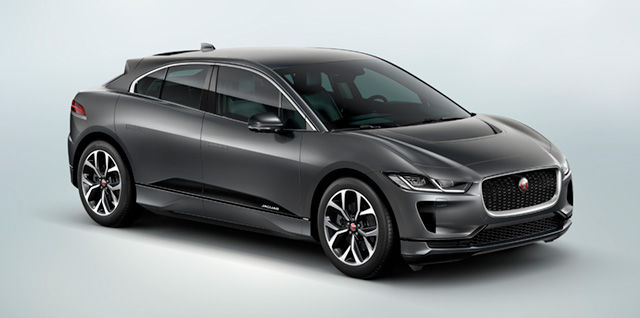 I‑PACE HSE