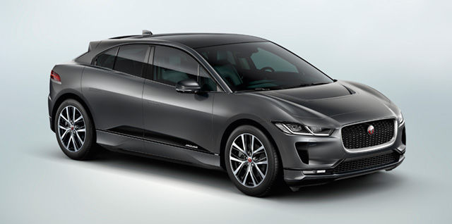 I‑PACE FIRST EDITION