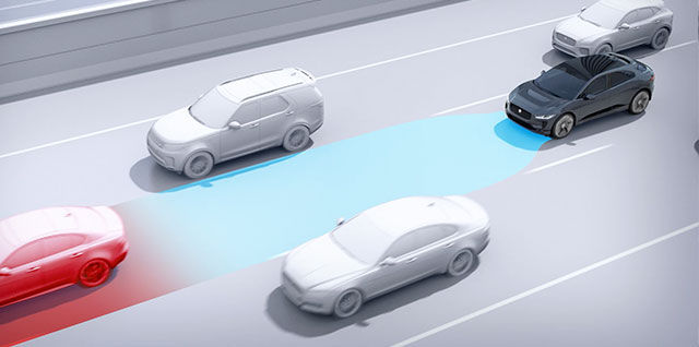ADAPTIVE CRUISE CONTROL WITH STOP & GO