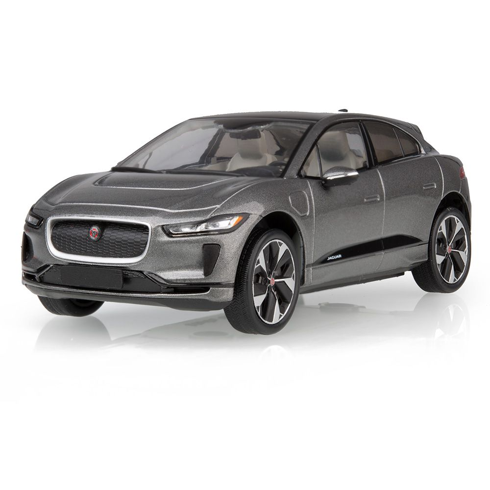 All Electric Jaguar I Pace 1 43 Scale Model Corris Grey Kuwait