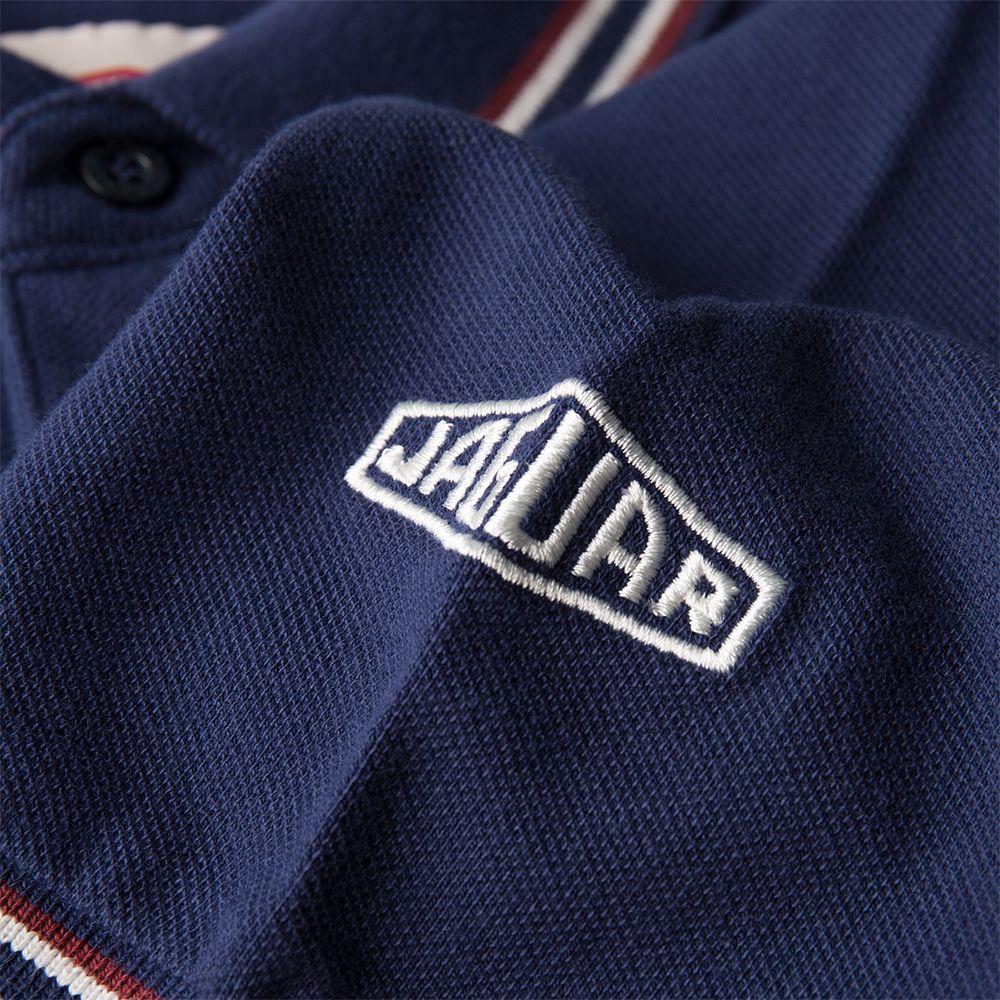 Jaguar heritage  logo Polo shirt